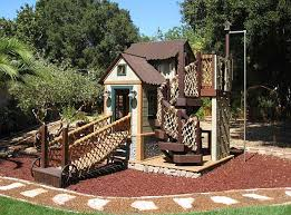 Building A Backyard Playground by Playhouse Plus My Dream Playhouse For My Kids Need A Handy Mand