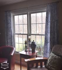change your window treatments seasonally with this easy fun tip