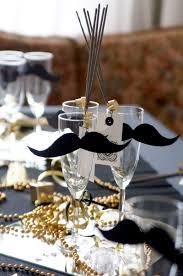 silvesterparty dekoration party favor für die gäste ny new