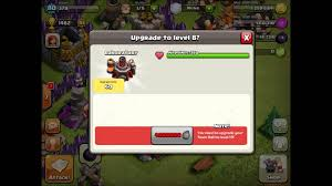 clash of clans level 11 wall level 12 cannon update youtube