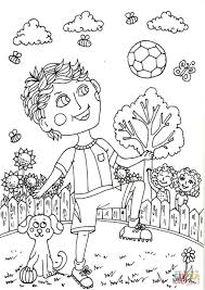 peter boy in june coloring page free printable coloring pages