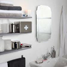 Bathroom Mirror Vintage Inspirational Vintage Style Bathroom Mirror Indusperformance