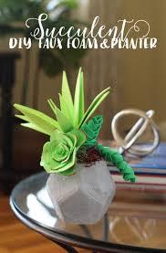 faux succulent planter u2013 target made me do it