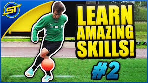 learn amazing football skills tutorial 2 ronaldo messi neymar