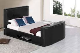 Kingsize Tv Bed Frame King Size Tv Bed Frame 2 Colours