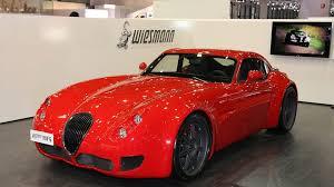 wiesmann wiesmann to build a gt mf4 at frankfurt motor show mf5 roadster