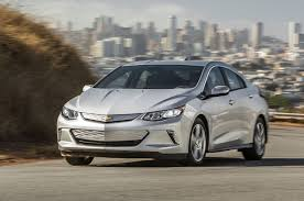 chevrolet volt charging ahead 2016 chevrolet volt review