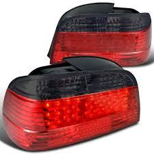 e38 euro tail lights bmw e38 led and regular tail lights ls