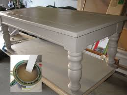 Painted Coffee Table How To Create A Painted White Washed Effect Remodelando La Casa
