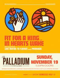 the palladium events
