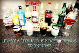 how to make easy and delicious mixed drinks from home day 22
