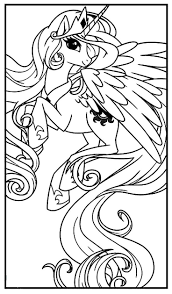 pony coloring pictures 99 best my little pony coloring pages images on pinterest