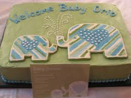 elephant baby shower cake saveyourforkcakes
