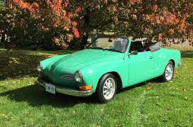 1972 karmann ghia club member u0027s cars thunder bay vintage sports car club