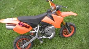 motocross race bikes for sale 49cc dirt bike youtube