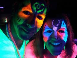 glow in the dark face paint designs zesty mag