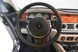 rolls royce steering wheel 2015 rolls royce wraith 2dr cpe stock cc13585 for sale near