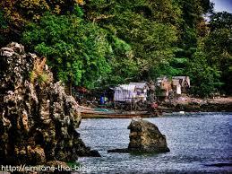 lana beach auf phi phi don similans thai blog