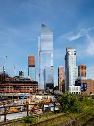 Hudson Yards Map See New Views Of 10 Hudson Yards As Office Tower Opens New York