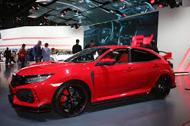 honda shows off 2018 civic type r in promo video exhaust note