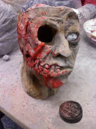 involuntary collaborations zombie incense burner