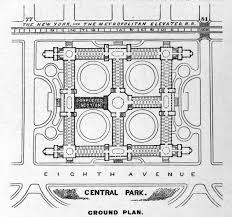 Chrysler Building Floor Plans Archimaps Floor Plan Of The Proposed Final Design Of The American