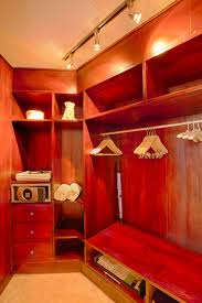 homes small square feet the closet is more efficient than dryer