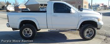 2005 dodge ram 2500 pickup truck item da7551 sold febru