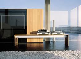 German Modern Furniture by Kitchens From German Maker Poggenpohl
