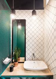Colorful Bathroom Tile 1889 Best Bathroom Images On Pinterest Bathroom Ideas Room And