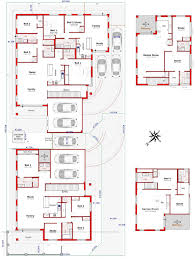 floor plans for narrow blocks two storey house design philippines floor plan pdf interior superb