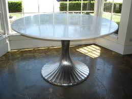 round granite table top round luca granite top dining table mecox gardens