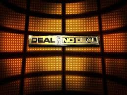 interactive tefl game template deal or no deal authorstream