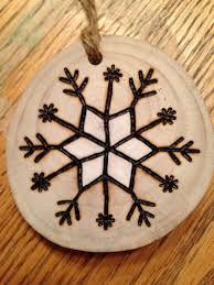 244 best wood slice ornaments images on