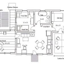 kitchen floor plans islands appealing kitchen plans with island images ideas andrea outloud