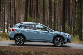 suv subaru xv 2018 subaru xv first drive a budget land rover alternative