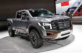 bugatti pickup truck nissan titan warrior concept debuts in detroit with loads of