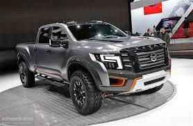 bugatti pickup truck nissan titan warrior concept debuts in detroit with loads of