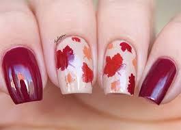 Easy Fall Nail Art Designs Autumn Designs For Gel Nails Latest Autumn Fall Nail Art Design