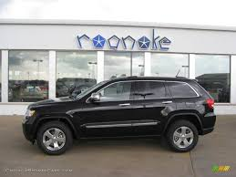 jeep limited black 2011 jeep grand cherokee limited 4x4 in brilliant black crystal