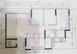 how to do floor plans how to do space planning for your hdb bto flat