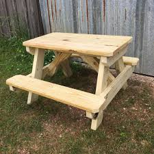 children s picnic table plans tremendeous child s small picnic table duluthhomeloan