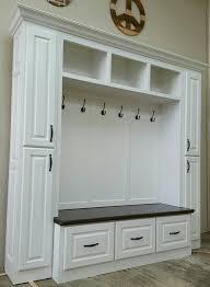 Bathroom Bench Storage by 84 Mudroom Lockers Bench Storage Furniture Coat