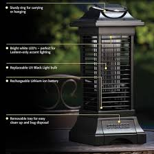 light bulb bug zapper reviews stinger cordless rechargeable insect zapper reviews does it works