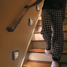 solar stair lights indoor soft glow led motion sensor lights staircases lights and stairways