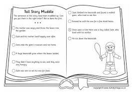 jumbled stories worksheets 100 images worksheet jumbled story