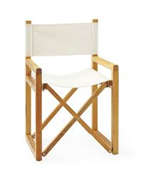 Director Style Chairs Director U0027s Chair White Serena U0026 Lily