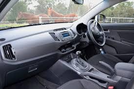 kia sportage interior kia sportage review 2012 sli diesel automatic interior side