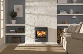 electric fireplace with stone white electric fireplace tv stand