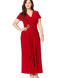 macys womens dresses plus size pluslook eu collection